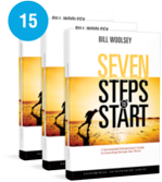 Seven Steps to Start: A Sacramental Entrepreneur's Guide To Launching Startups That Thrive (Bundle of 15)