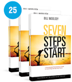 Seven Steps to Start: A Sacramental Entrepreneur's Guide To Launching Startups That Thrive (Bundle of 25)