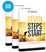 Seven Steps to Start: A Sacramental Entrepreneur's Guide To Launching Startups That Thrive (Bundle of 50)