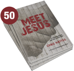 Meet Jesus: A 40 Day Devotional And Small Group Study (Bundle of 50)