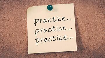 15. Practice, Practice, Practice Copy