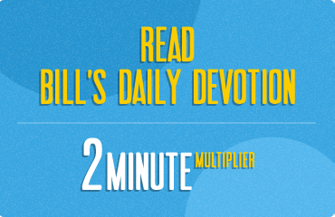 Bills Daily Devotion